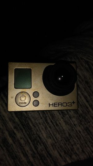 GoPro hero 3+ for Sale in Gilbertsville, PA