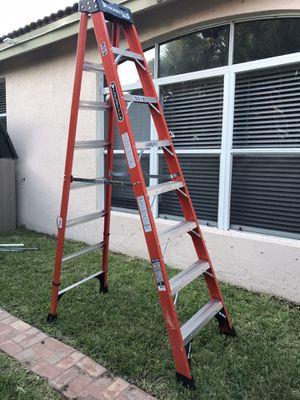 """Louisville ladder 8"""" feet for Sale in Pembroke Pines, FL"""