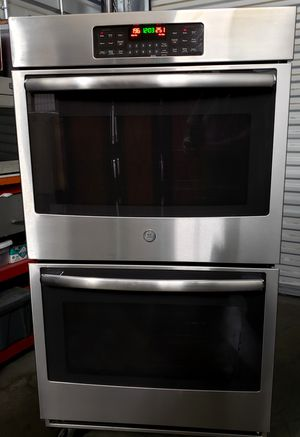 New GE Stainless Steel Double Oven for Sale in North Las Vegas, NV