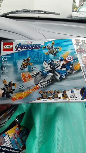 "Lego ""Avengers"" for Sale in Huntington Beach, CA"