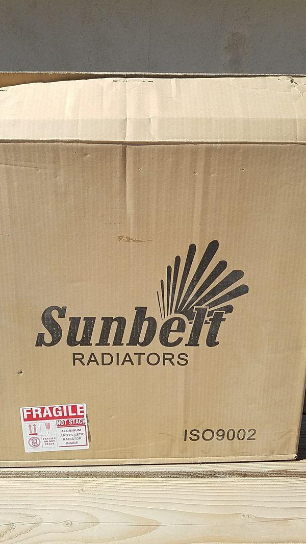 Sunbelt Radiator SBR981 Dodge Dakota 87-99