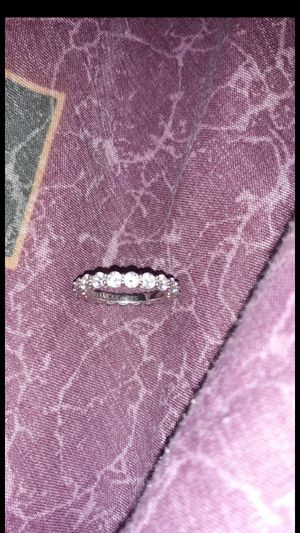 Tiffany & Co Diamond Band Size 8 for Sale in Columbus, OH