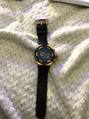 Men's Brera Watch Gold Luxury for Sale in Rockville, MD