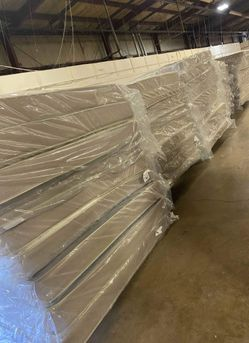 Queen and king brand new mattress ! Made in USA ! Must sell! Liquidation event NAJ for Sale in China Spring,  TX