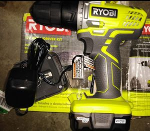 12-Volt Lithium-Ion Cordless 3/8 in. Drill/Driver Kit for Sale in Temple, GA