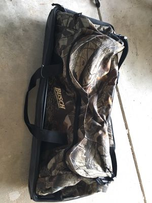 Camo duffel and beer cooler for Sale in Lemont, IL