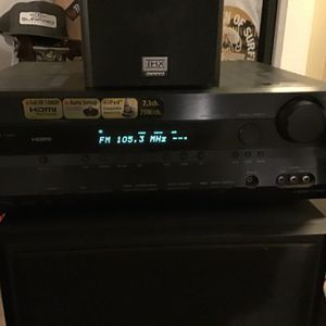 ONKYO SURROUND SOUND SYSTEM for Sale in Oceanside, CA