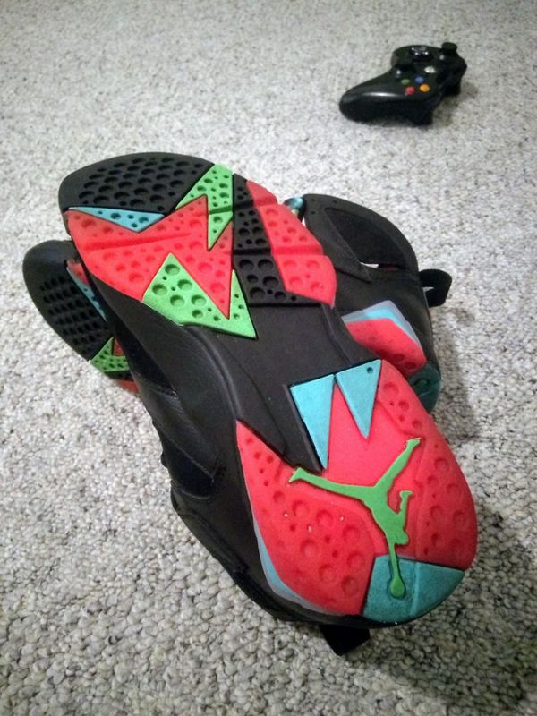 Jordan retro 7s size 9.5 men's new conditon