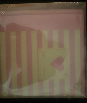 brand new baby girl photo album for Sale in Buchanan, VA