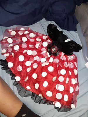 Minnie mouse costume for Sale in Azusa, CA