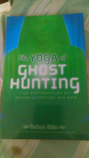 Yoga of Ghost Hunting book. Trippy/weird for Sale in Poway, CA