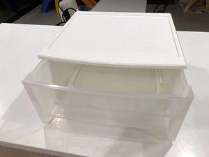 2x2 ft Plastic storage container bin for Sale in Redondo Beach, CA
