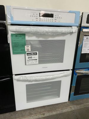 New Discounted Frigidaire Double Wall Oven 1yr Manufacturers Warranty for Sale in Gilbert, AZ