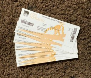 Zoo Tickets with 1 Free carousel ride per ticket $11.00 each for Sale in Seattle, WA