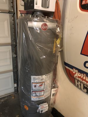 Rheem water heater for Sale in Bingham Canyon, UT