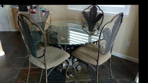 Table and 4 chairs ...Must See ... for Sale in Antioch, CA