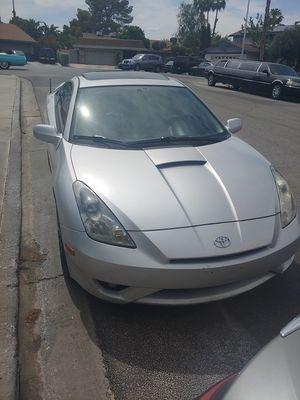 2004 Toyota celica gt for Sale in Las Vegas, NV