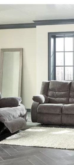 Reclining Loveseat And Couch for Sale in New Port Richey,  FL