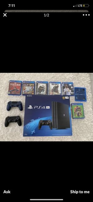 PS4 for Sale in New Haven, CT