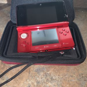 Red Nintendo 3ds for Sale in Visalia, CA