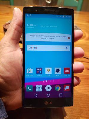 LG G4, Metallic Gray 32GB (Verizon Wireless) for Sale in Santa Ana, CA