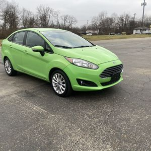 2014 Ford Fiesta Titanium for Sale in Westerville, OH