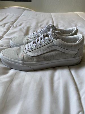 Vans Old School Jersey Grey with Hint of Rainbow Specks for Sale in Fontana, CA