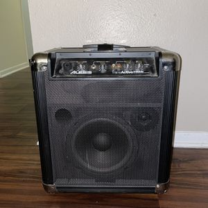PA System Speaker With Aux Cords for Sale in San Diego, CA