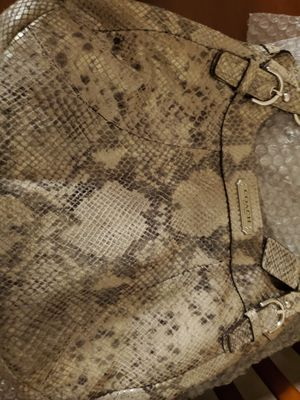 Snakeskin coach purse. Paid 300 dollars for Sale in Simi Valley, CA