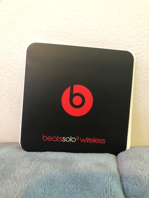 Beats Solo 3 Wireless for Sale in Arlington Heights, IL