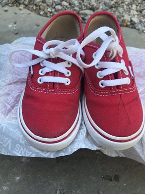 Vans playing condition ink flaw for Sale in Doraville, GA