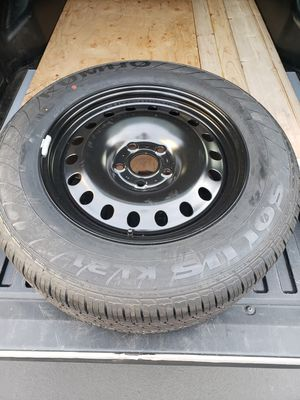 Solus KL21 245/65/18 Spare Tire and Steel Wheel for Sale in Issaquah, WA