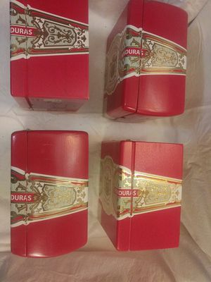 Wooden cigar boxes for Sale in Lakewood, WA