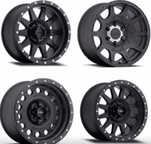 """17"""" METHOD Wheels & Tires SPECIAL ✅ M/T 255/75R17 Tires ✅ 17"""" METHOD Rims ONLY $1599 Complete (Limited Time Offer) for Sale in La Habra Heights, CA"""