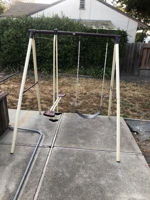 swing set for Sale in Hayward, CA