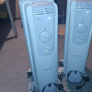 two heating like new for Sale in Norwood, MA