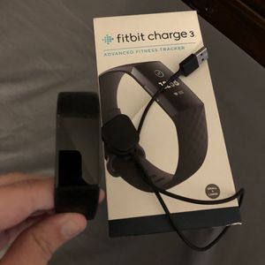 Fitbit Charge 3 for Sale in Hartford, IL
