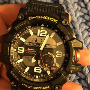 New Casio G Shock Retail $350 for Sale in Los Angeles, CA