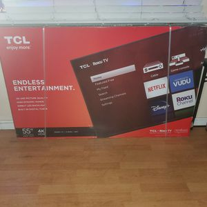 55 Inch Smart TV for Sale in Imperial Beach, CA