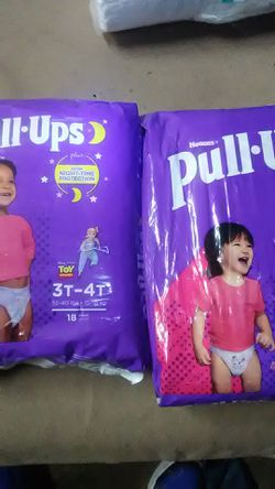 Huggies pull-ups for Sale in Tacoma,  WA
