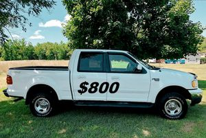 🎄📗$800 Original owner 2OO2 ford f150 very clean🎄📗 for Sale in Melrose, TN