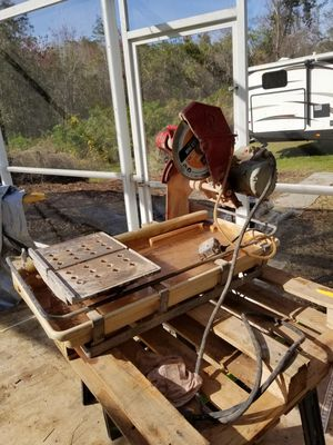 Tile Wet Saw for Sale in Orlando, FL