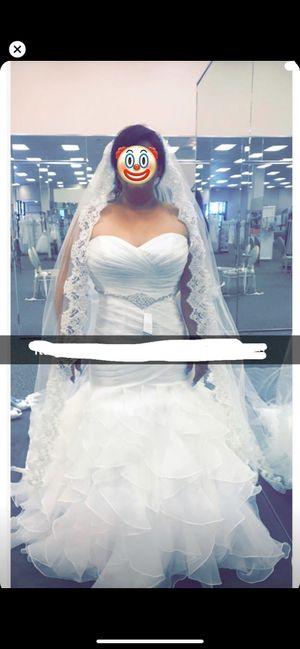 David Bridal- Brand New Wedding Dress for Sale in West Jordan, UT