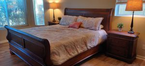 King Master Bedroom Set for Sale in Phoenix, AZ