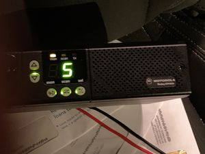 Motorola radius GM300 VHF (146-174 MHz) for Sale in Fremont, CA