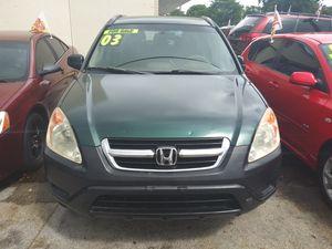 Honda crv for Sale in Hollywood, FL