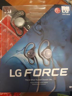LG Force headphones for Sale in San Angelo, TX