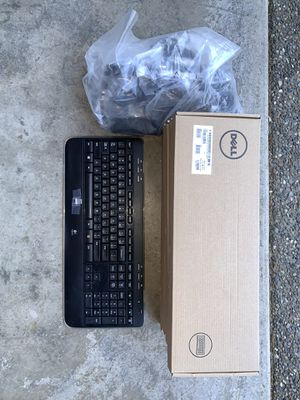 Keyboards, Computer Mice, Power Cables for Sale in Camas, WA