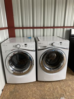 Whirlpool washer and dryer 250 each for Sale in Canton, MI