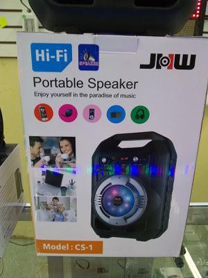 Bluetooth speaker with FM radio for Sale in Washington, DC